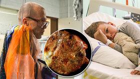 Roky krutých bolestí! Ivánkovi (6) ze Slovenska se zánětem slinivky pomohli až čeští lékaři!
