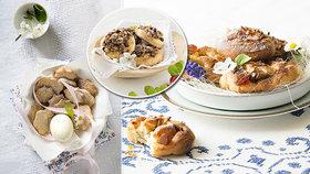 Velikonoční pečení podle starých tradic: Milosti, vosí hnízda i jidášky!