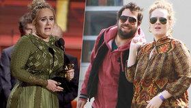 Pravda o rozvodu zpěvačky Adele: S manželem spolu nežili už roky!