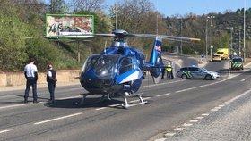 Na Opavsku se motorkář srazil s autobusem: Jeho spolujezdkyně (15) málem zemřela!