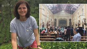 """Otřesená Češka na Srí Lance: """"Cítím úzkost."""" Výprava musela po teroru změnit plány"""