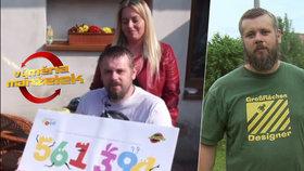 Zdenek z Výměny manželek, který přišel o nohy: Šok po propuštění z nemocnice!