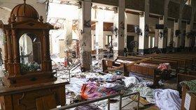 """Udeří ISIS znovu v Evropě? Atentáty na Srí Lance odhalily nové """"krokodýlí buňky"""""""