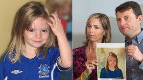 Zoufalí rodiče Maddie utrpěli další ránu: Vymodlené testování DNA skončilo neslavně