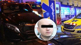 Na mol opilý Rus v Praze autem zabil turistku: Z Česka se pak tiše vypařil a všechno řeší mailem
