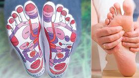 """Další """"kadění"""" rakoviny, nebo pomoc? Reflexologie může zavařit hlavně diabetikům"""