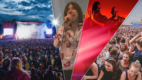 """10 dní do Metronomu: Nadupaný festival """"odpálí"""" Dusilová, zahraje Gallagher i Kraftwerk"""