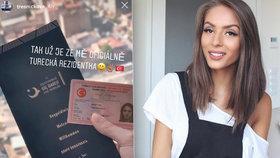 Popálená Týnuš se domů nechystá: V ruce už má turecké doklady!