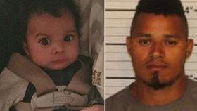 Muž (33) ubil čtyřměsíční miminko: Zjistil totiž, že není jeho otec