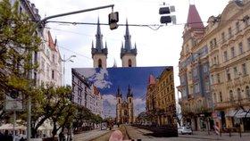 Pohledy s tematikou Prahy 7: Radnice je nabízí lidem zdarma