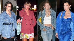 Taylor Swiftová naštvala svou nejlepší kámošku a oslavenkyni Gigi Hadidovou! Co provedla?