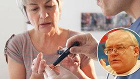 Šance pro cukrovkáře: Odborník na léčbu diabetu popsal, jak fungují nové léky!