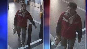 Při nákupu jízdenky zapomněl v metru foťák. Policisté se shání po muži, který jej odnesl