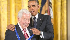 Zemřel americký exsenátor Lugar (†87), který chtěl svět zbavit jaderných zbraní
