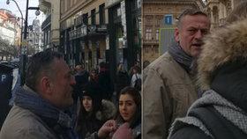 Falešný průvodce okradl v Praze italské studenty: Měl jim vyměnit peníze, místo toho s nimi zmizel