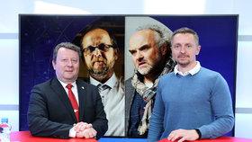 Vysílali jsme: Ustojí ministr Staněk boj s galeristy? A podrží ho ČSSD?