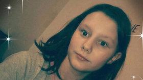 Míša (14) zmizela už minulý týden: Na facebooku psala o sebevraždě