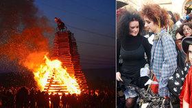 Česko dnes upálí čarodějnice! Jak bujaré oslavy vznikly a kam na ně vyrazit?