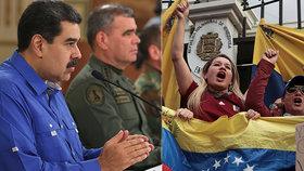 Maduro se necítí bezpečně. Diktátor hledá, kam by ze zbídačené Venezuely mohl utéct