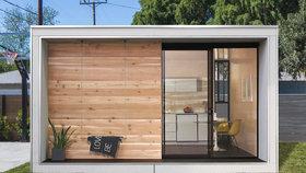 Přizpůsobivý Plus Dům. Rychle postavený domov s výměrou 100 m2