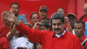 """""""Odhalili jsme fašistickou bandu,"""" venezuelský prezident se pochlubil potlačením puče"""