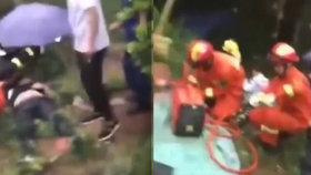 Tragédie na nejdelší skluzavce světa: Dva turisté zemřeli, dalších 12 je zraněno