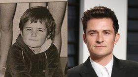 Kdo ukázal fotky z dětství? Tyhle celebrity byste nepoznali!