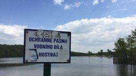 Třetí největší bezpečnostní riziko v Praze: Sypanou Hostivařskou hráz čeká vylepšení