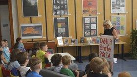 Děti, čtete? Jubilejní ročník literárně-dramatického festivalu nabízí besedy i workshopy