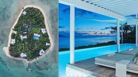 Luxus jen pro vyvolené: Nejdražší dovolenkový resort se otevřel světu! Noc přijde na 2 miliony