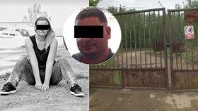 Tomáš (41) z Kyjova uškrtil a zakopal manželku Michaelu (†40): Zůstaly po nich dvě děti!