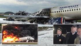 Pilot promluvil o letu, který nepřežilo 41 lidí: Po blesku přišel náraz o ranvej