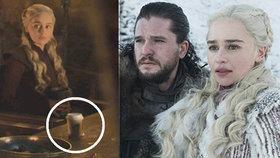 To se nepovedlo! Kiks ve Hře o trůny: Plastový kelímek v bájném Westerosu