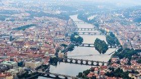 Nový bulvár v Praze? Magistrát zvažuje proměnu nábřeží ve Starém Městě v klidnou zónu