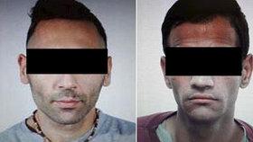 Uprchlí vězni jsou zpět v celách: Jednoho přepadli, druhého tlačily boty