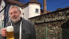 Sládek roku Ladislav (72) uvařil nejsilnější i »vyprsené« pivo. Dnes se stará o rozkvět pivovaru v Uhříněvsi