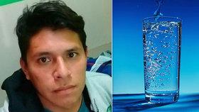 Fotbalista (†27) zemřel krátce po utkání: Podle lékařů ho zabila sklenice vody