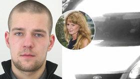 """Druhý """"vrah"""" manažerky Jany je možná v zahraničí: Na obviněného Marka Potočka (27) vydali mezinárodní zatykač"""