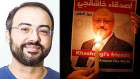 """""""Chtějí vás zabít,"""" varovala prý CIA přítele rozsekaného novináře. Před Saúdy?"""
