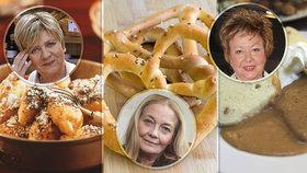 Čím rozmazlují slavné babičky svá vnoučata? Inspirujte se jejich recepty!