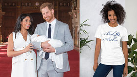 Půl milionu díky Meghan a Harrymu! Žena si za správné jméno jejich syna odnesla balík