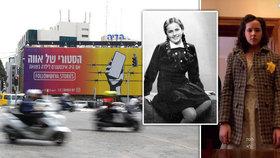 Smrt Evy (†13) a hrůzy holokaustu připomíná účet na instagramu. Nevkusné, zuří kritici