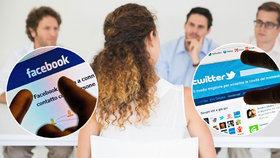 """Personalisté """"sjíždějí"""" účty na sociálních sítích. U Petry řešili nahé fotky"""