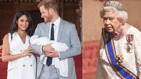 Královna tvrdě zasáhla proti neposlušné Meghan! Přísná kontrola a prohlížení diářů