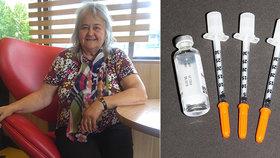 Nebezpečná hypoglykémie: Jako bych byla z hadru, říká Eva (78)! Pacientům hrozí kóma i demence