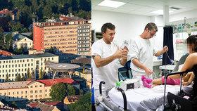 Barunka ochrnula po léčbě v liberecké nemocnici: Výsledku soudního sporu se nedožila
