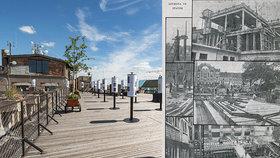 Jokohama, kabaret i nacisté: Proslulá Lucerna slaví 110 let od dokončení první části budovy