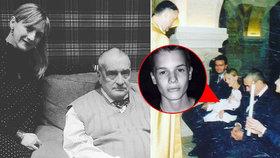 Šlechtična ukázala na synův velký den fotku ze křtin se Schwarzenbergem. A řekla víc