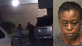 Policista pěti ranami zastřelil černošku (†44): Křičela, že je těhotná