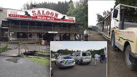 Chlapce (†5) srazil vláček v zábavním parku: Policie obvinila několik osob!